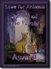 Friends of Ferals Award
